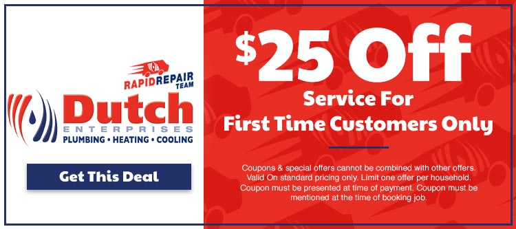 discount on any service for first time customers in Cape Girardeau, MO