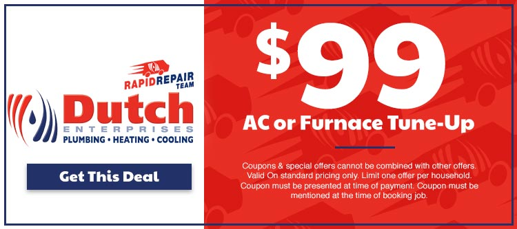 discount on ac or furnace tune up in Cape Girardeau, MO