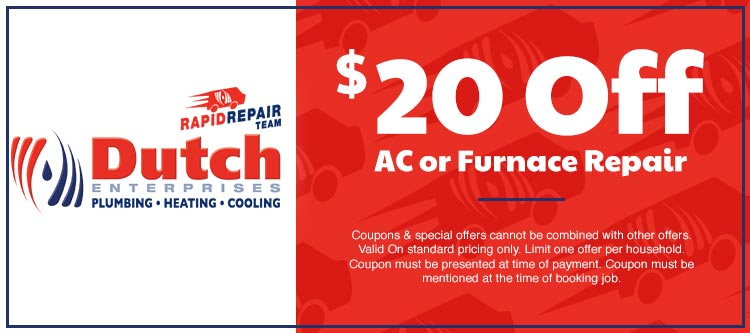 discount on ac or furnace repair in Cape Girardeau, MO