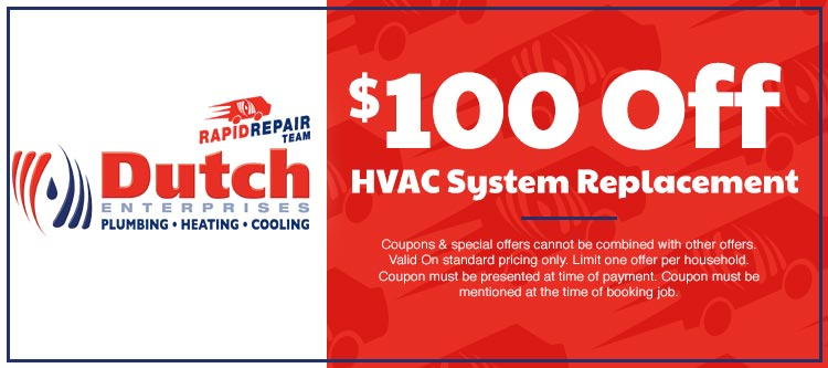 discount on hvac system replacement in Cape Girardeau, MO